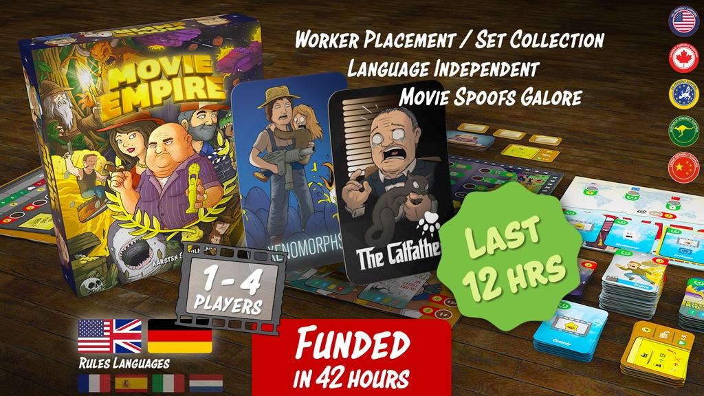 Kickstart This! #2: Movie Empire