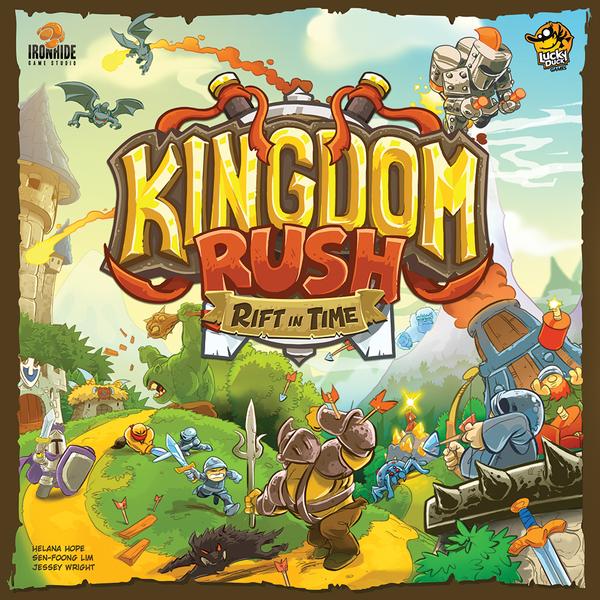 Kickstart This! #6: Kingdom Rush: Rift in Time