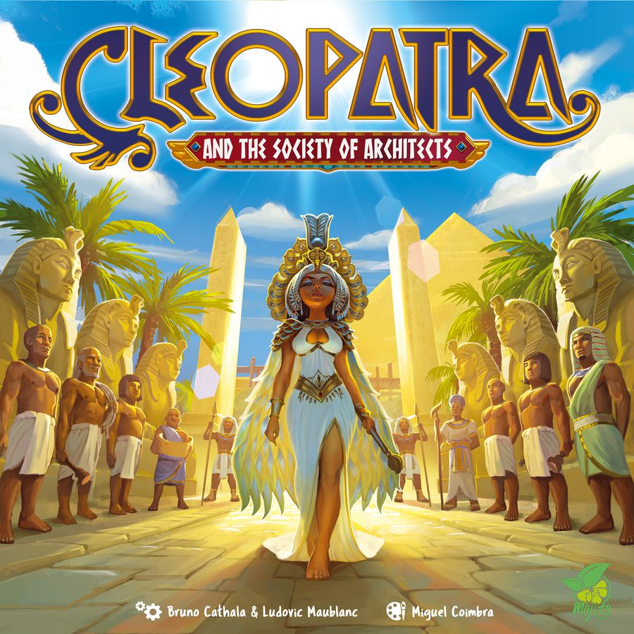 Kickstart This! #16: Cleopatra and the Society of Architects