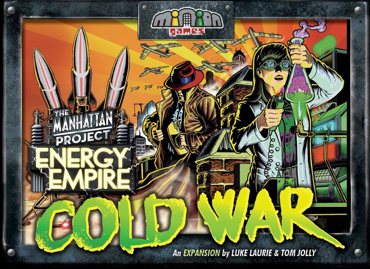 Kickstart This! #18: The Manhattan Project: Energy Empire – Cold War expansion