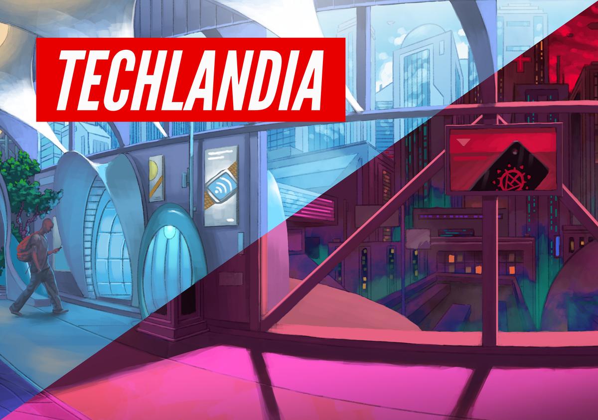 Kickstart This! #79: Techlandia