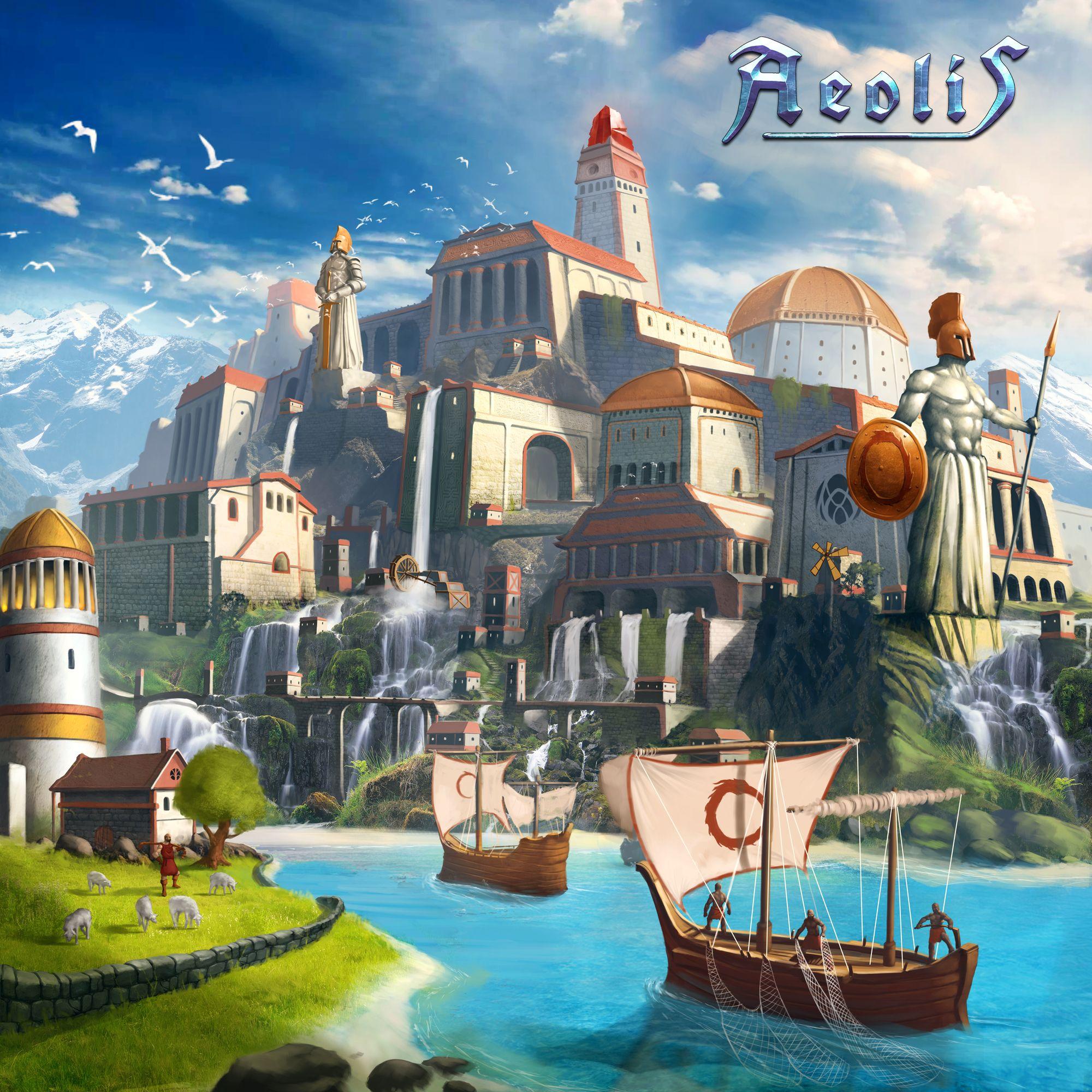 Kickstart This! #117: Aeolis
