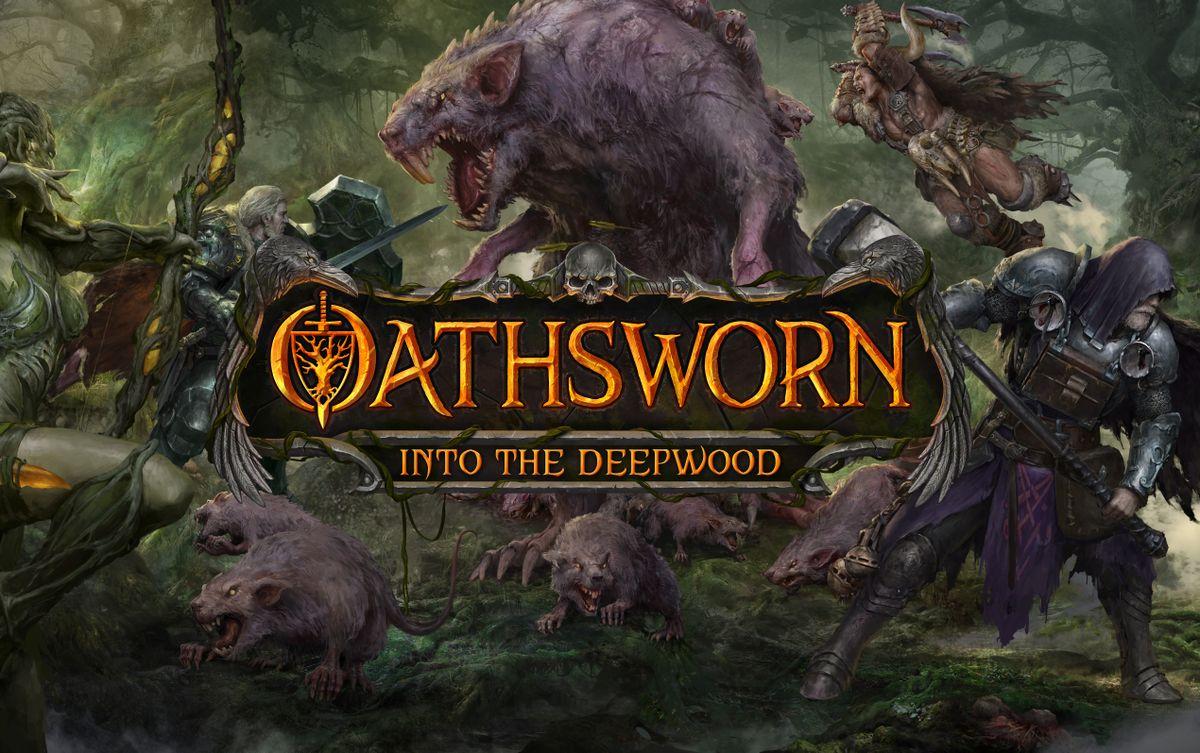 Kickstart This! #114: Oathsworn: Into the Deepwood