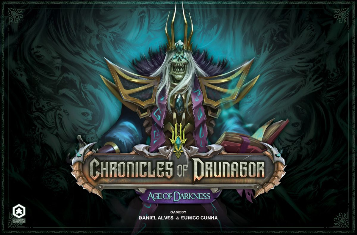 Kickstart This! #140: Chronicles of Drunagor: Age of Darkness