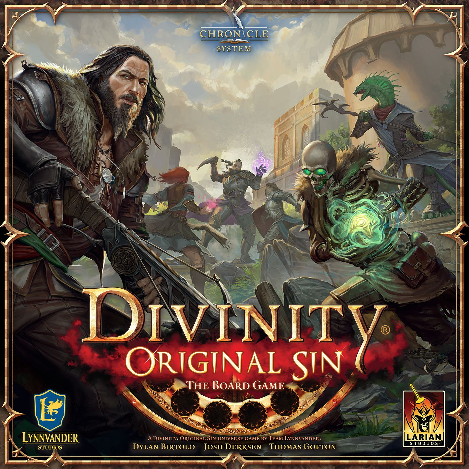 Kickstart This! #158: Divinity Original Sin The Board Game
