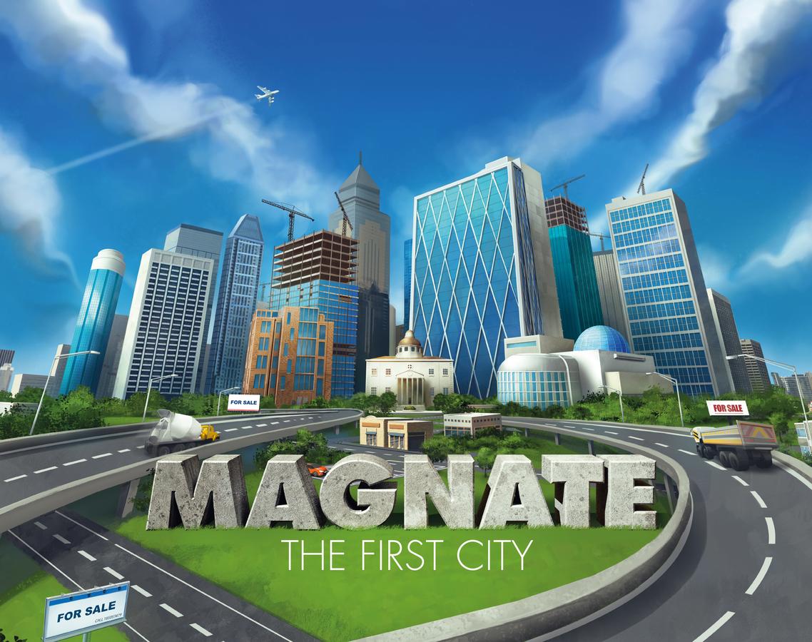Kickstart This! #151: Magnate: The First City