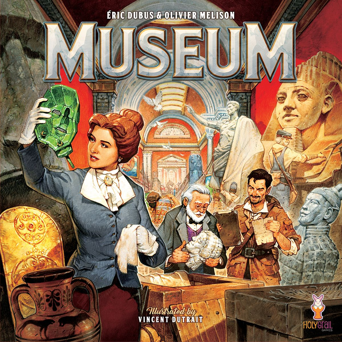 Kickstart This! #155: Museum: Deluxe Edition