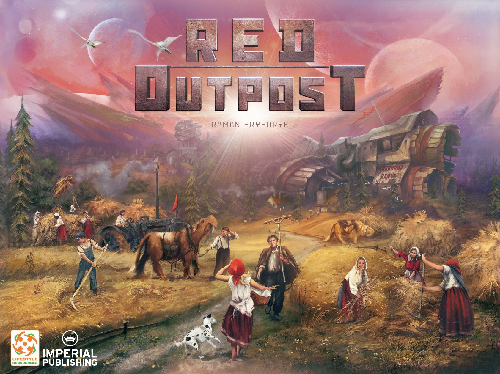 Kickstart This! #159: Red Outpost