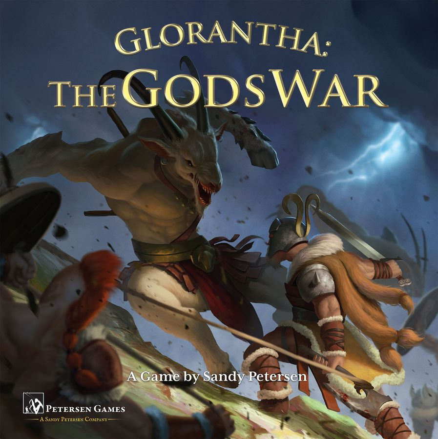Kickstart This! #165: Glorantha: The Gods War (Reprint & NEW Expansions)