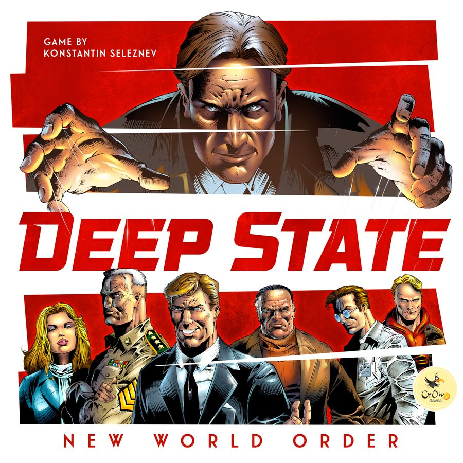 Kickstart This! #177: Deep State: New World Order
