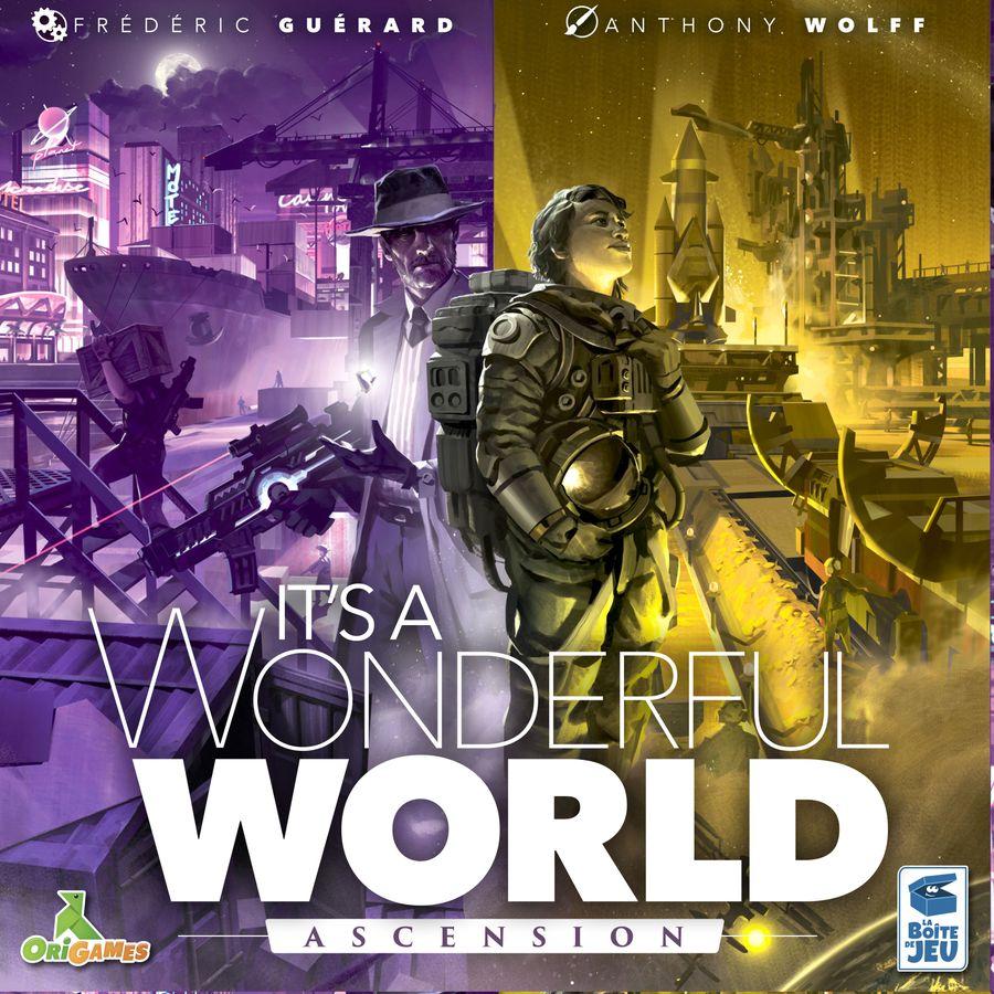 Kickstart This! #171: It's a Wonderful World Ascension