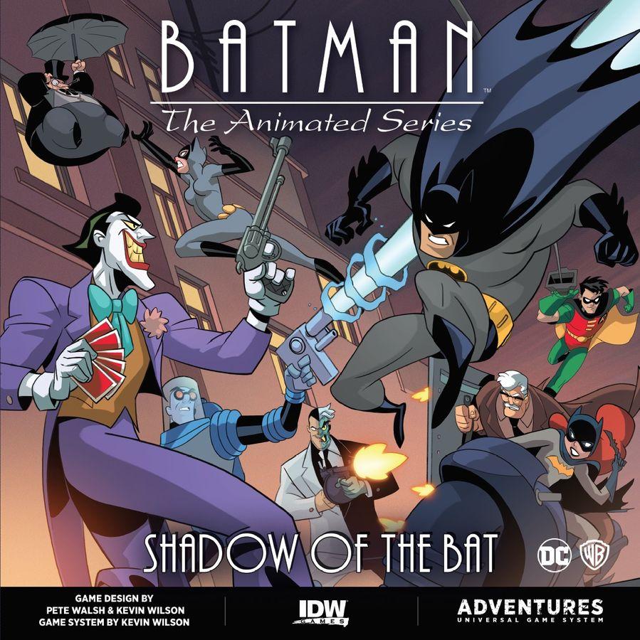 Kickstart This! #185: Batman: The Animated Series Adventures