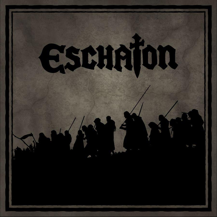 Kickstart This! #197:  Eschaton – Metal Round Marker & Fourth Printing