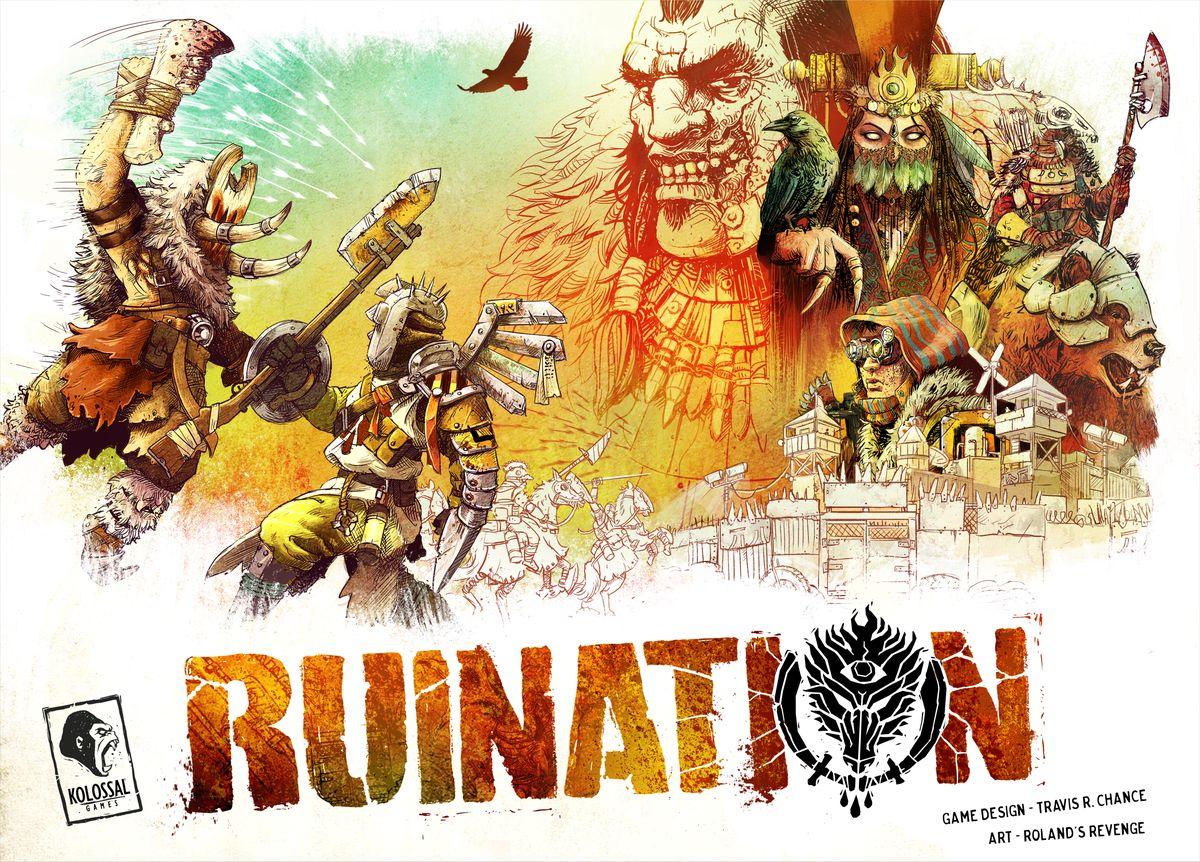 Kickstart This! #195: Ruination