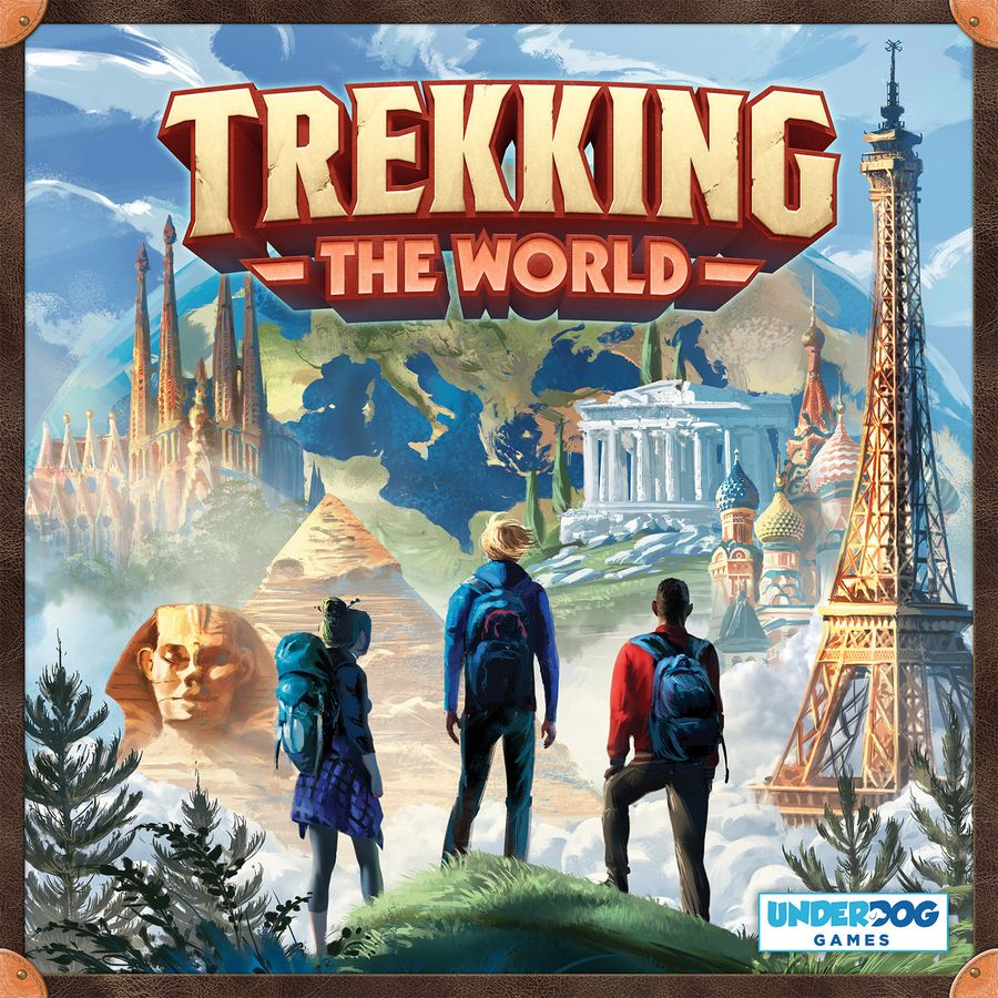 Kickstart This! #201: Trekking the World