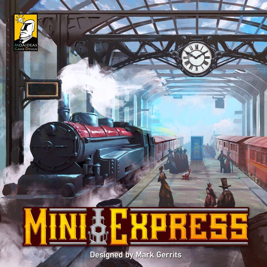Kickstart This! #221: Mini Express