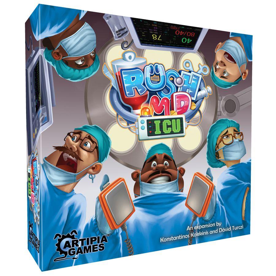 Kickstart This! #215: Rush M.D. – ICU Expansion