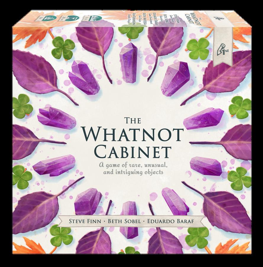 Kickstart This! #232: The Whatnot Cabinet