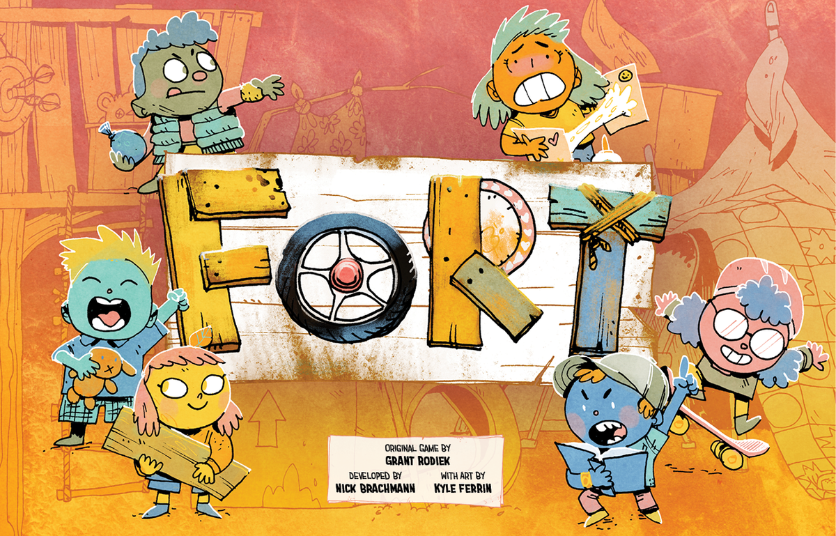 Kickstart This! #250: Fort