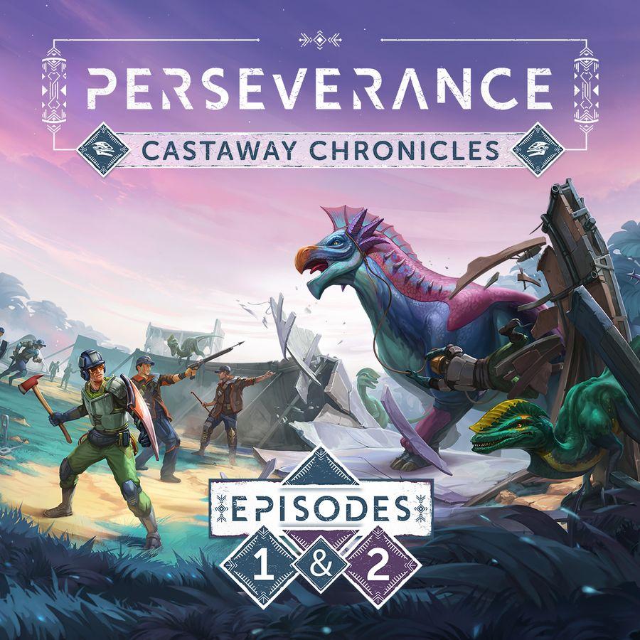 Kickstart This! #245: Perseverance: Castaway Chronicles