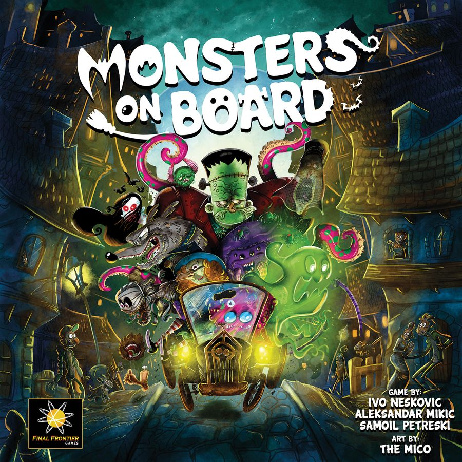 Kickstart This! #272: Monsters on Board