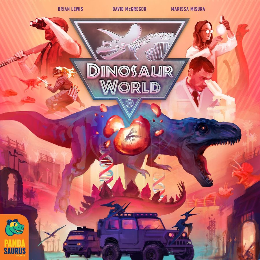 Kickstart This! #282: Dinosaur World and Dinosaur Island: Rawr 'n Write