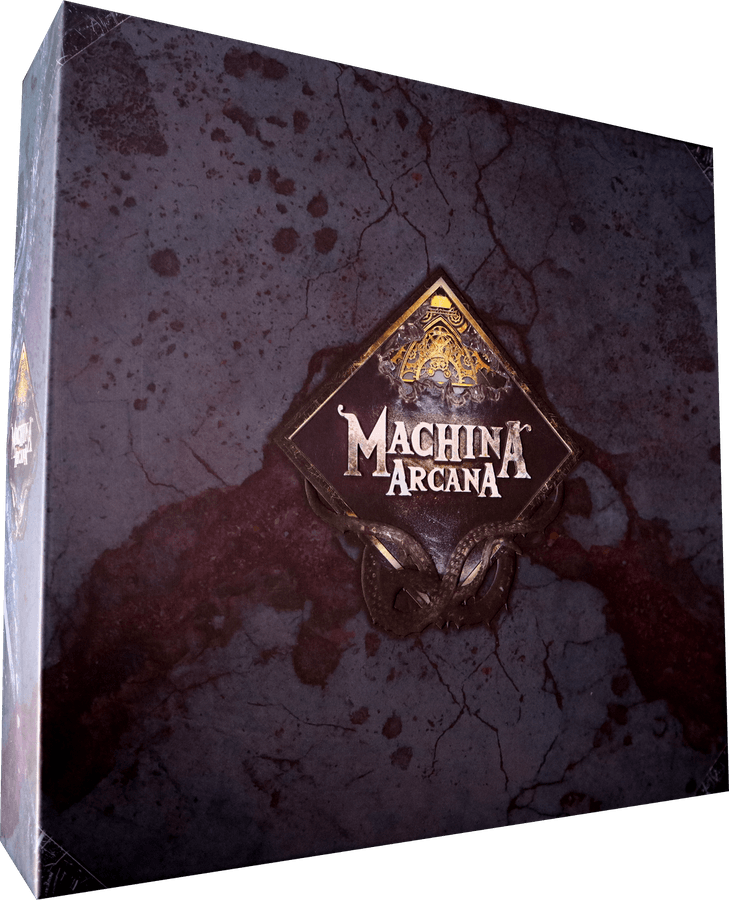 Kickstart This! #281: Machina Arcana ~ To Eternity