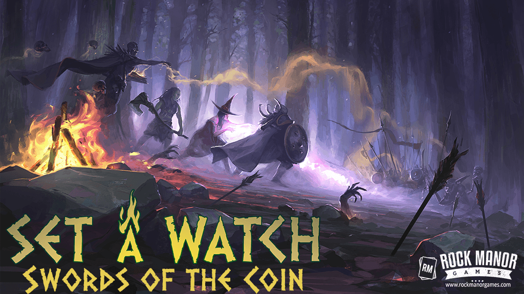 Kickstart This! #280: Set a Watch: Swords of the Coin