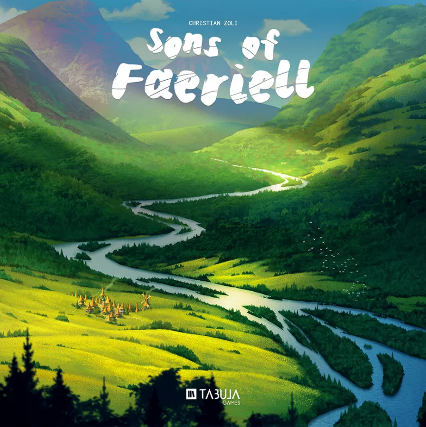 Kickstart This! #307:  Sons of Faeriell
