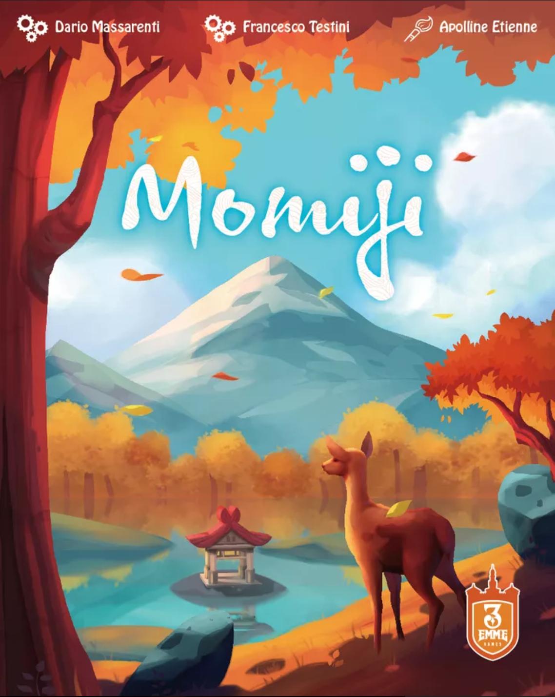 Kickstart This! #315:  Momiji