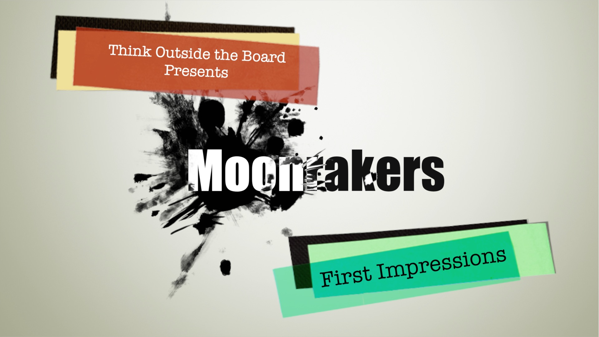 Moonrakers First Impressions